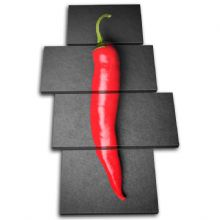 Hot Chili Peppers Food Kitchen - 13-1286(00B)-MP04-PO